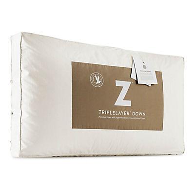 Z TripleLayer Down Pillow - KING