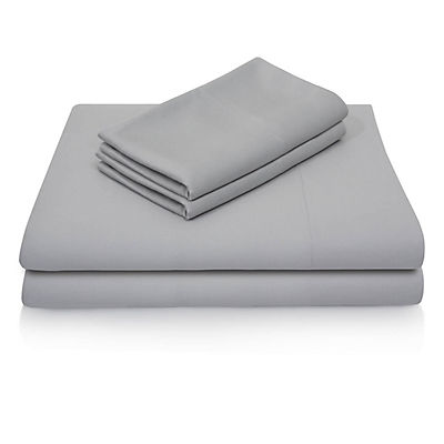 Woven Rayon from Bamboo Sheet Set - ASH - QUEEN