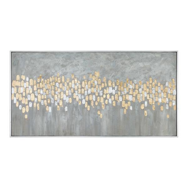 Vouloir Canvas Wall Art
