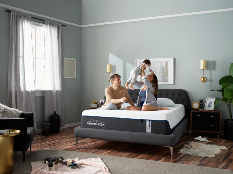 Tempur-Luxe Adapt Soft Mattress - QUEEN