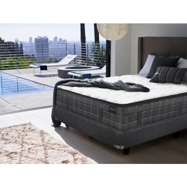 Aireloom Platinum Preferred Austin Micro Luxetop Firm Mattress