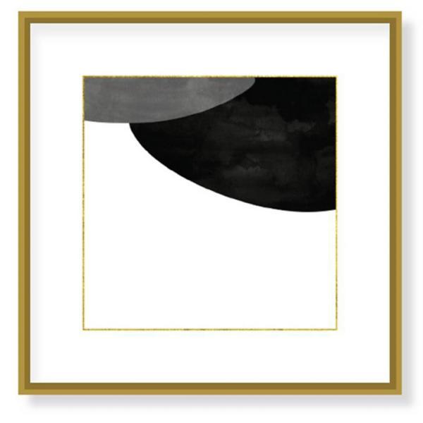 Adena III Acrylic Framed Canvas