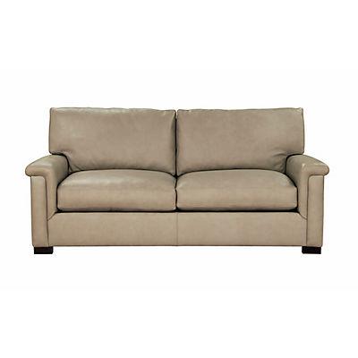 Colton 2-Seat Leather Sofa - CORDA
