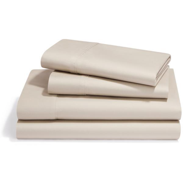 Tempur-Pedic Dimension III Pima Cotton Sheet Set - EGGSHELL