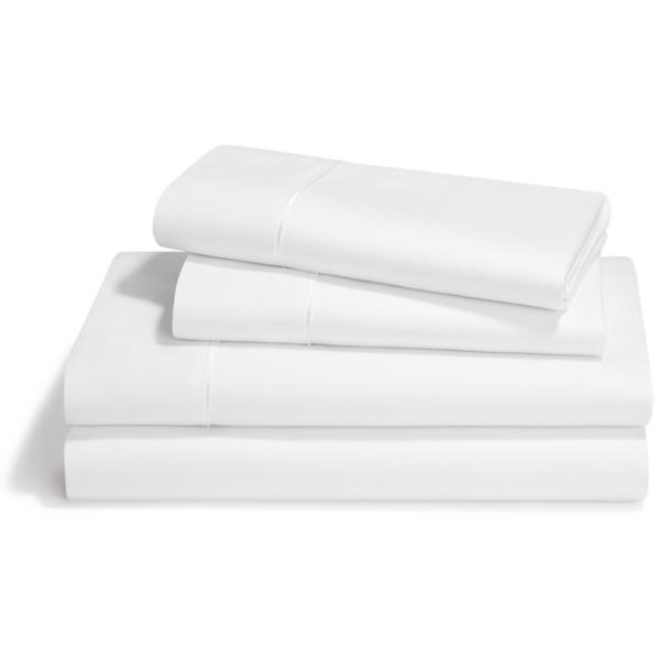 Tempur-Pedic Dimension III Pima Cotton Sheet Set - WHITE