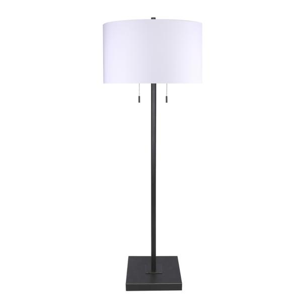 Hendrix Floor Lamp- Bronze