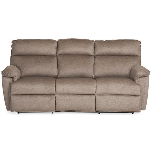 Jay Power Reclining Sofa - FOSSIL