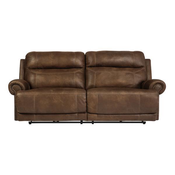 Adam Power Reclining Sofa - TRUFFLE