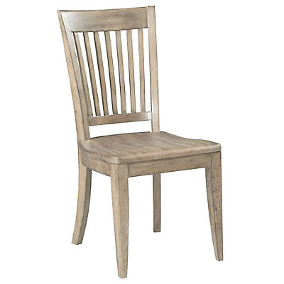 The Nook Wood Seat Side Chair - OAK