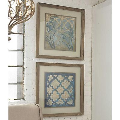 Rasnida Framed Prints Set of 2
