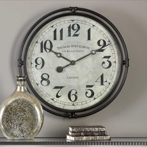 Thomas Wall Clock