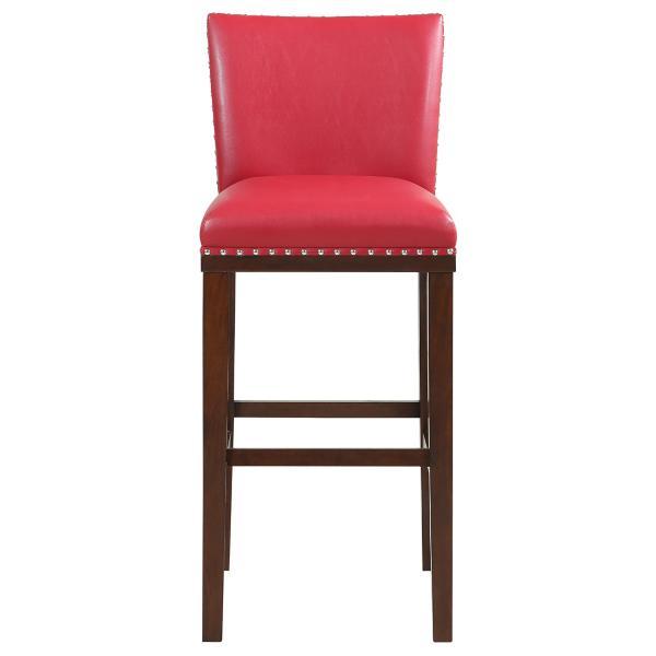 Tiffany Red Bar Stool