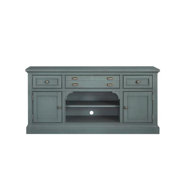 Anderson Media Console- Teal