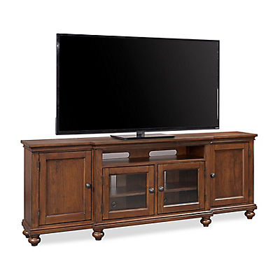 Oxford Media Console- Whiskey Brown