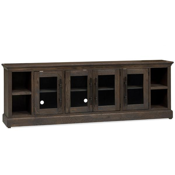 Manchester Media Console- BROWN