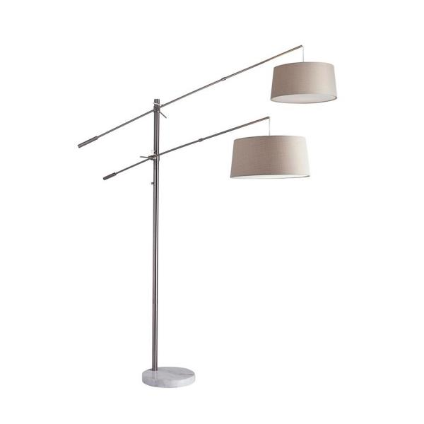 Archie Arc Lamp