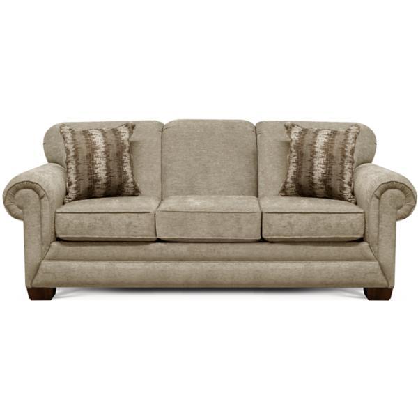 Monroe Air Mattress Queen Sleeper Sofa - WHEAT