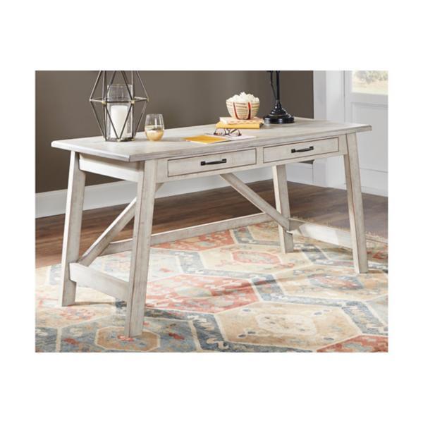 Brighton Writing Desk- White Wash