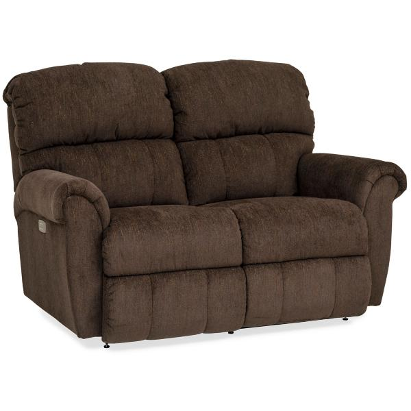 Briggs Power Reclining Loveseat - ESPRESSO
