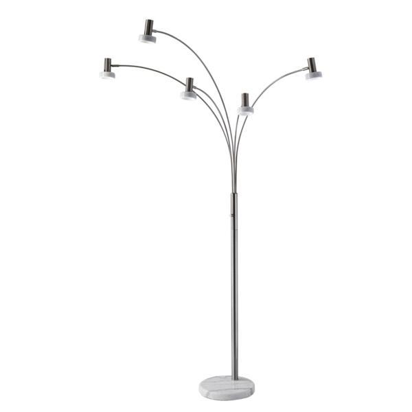 Zuri Arc Floor Lamp