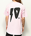 10 Deep 10 Strikes camiseta rosa