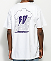 10 Deep Bad News White T-Shirt