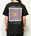 10 Deep Blurred Vision camiseta negra