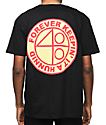 4 Hunnid Acres Black T-Shirt