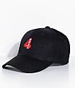 4 Hunnid Black Baseball Hat