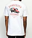 4 Hunnid Cruiser White T-Shirt