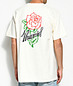 4 Hunnid Tentacion Cream T-Shirt