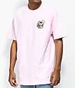40s & Shorties Cash Phone Pink T-Shirt