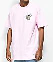 40s & Shorties Cash Phone camiseta rosa
