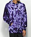 40s & Shorties Double Cup Purple Tie Dye Hoodie