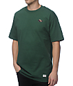 40s & Shorties Flip Flop Green T-Shirt