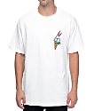 40s & Shorties Ice Cream camiseta blanca