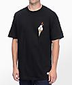 40s & Shorties Ice Cream camiseta negra
