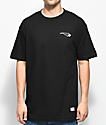 40s & Shorties The Plug Black T-Shirt