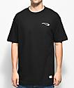 40s & Shorties The Plug camiseta negra