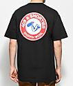 40s & Shorties Whippin Work camiseta negra