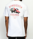 4Hunnid Cruiser White T-Shirt