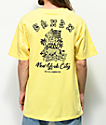 5Boro Hawaii Division Yellow T-Shirt