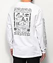 5Boro Spell Breaker White Long Sleeve T-Shirt