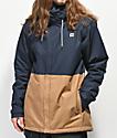686 Foundation Navy 5K Snowboard Jacket