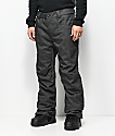 686 Raw Black Denim 10K Snowboard Pants