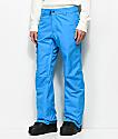 686 Rover 10K pantalones de snowboard azules