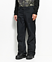686 Standard Shell Black 5K Snowboard Pants