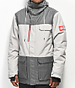 686 x Coors Light Sixer Grey 10K Snowboard Jacket