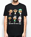 A$AP Mob Too Cozy Graphic Black T-Shirt