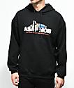 A$AP Mob Too Cozy sudadera negra con capucha